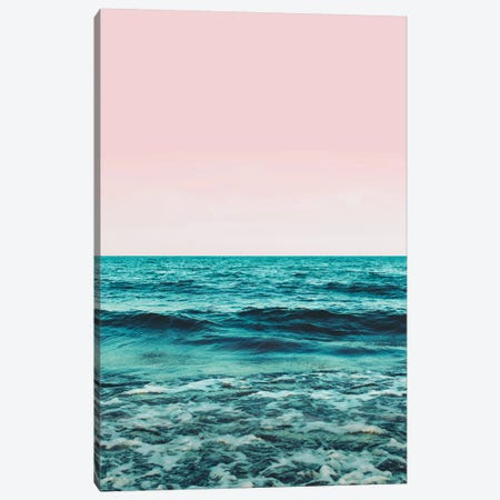 Ocean Canvas Print #UMA56} by 83 Oranges Art Print