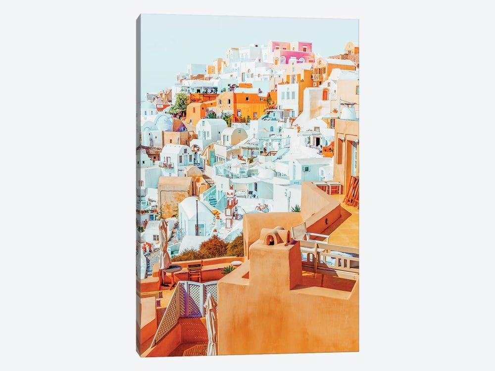 Santorini Vacay by 83 Oranges 1-piece Art Print
