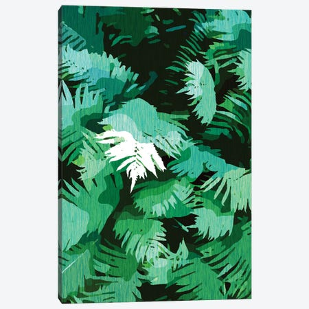 Tranquil Forest Canvas Print #UMA577} by 83 Oranges Canvas Wall Art