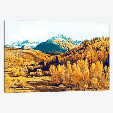 Theo Canvas Print #UMA592} by 83 Oranges Canvas Art Print