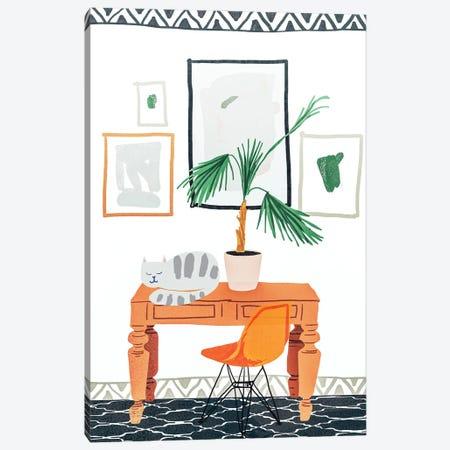 Nap Canvas Print #UMA597} by 83 Oranges Canvas Art