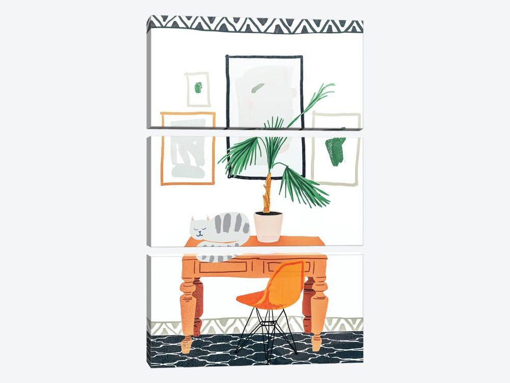 Nap by 83 Oranges 3-piece Canvas Art