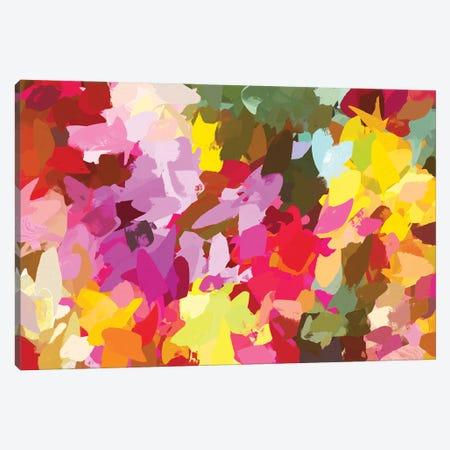 Winterberry Canvas Print #UMA599} by 83 Oranges Art Print