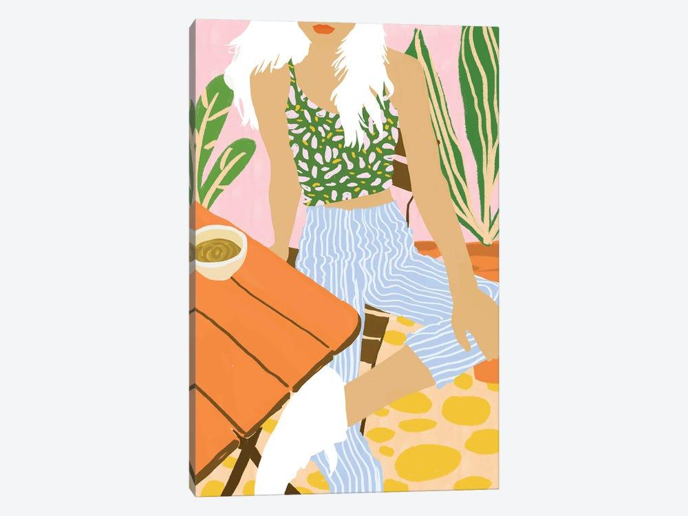Kawa Tea by 83 Oranges 1-piece Canvas Artwork