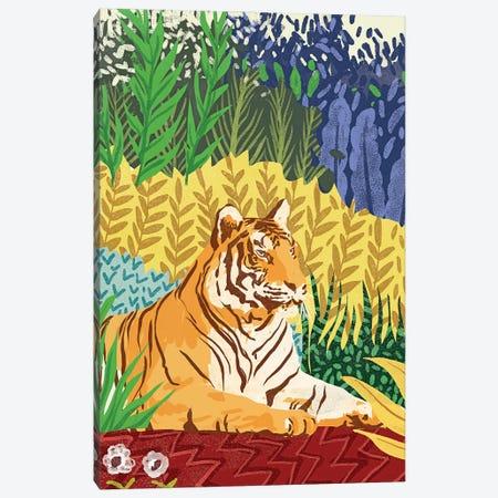 Fateh Canvas Print #UMA601} by 83 Oranges Canvas Print