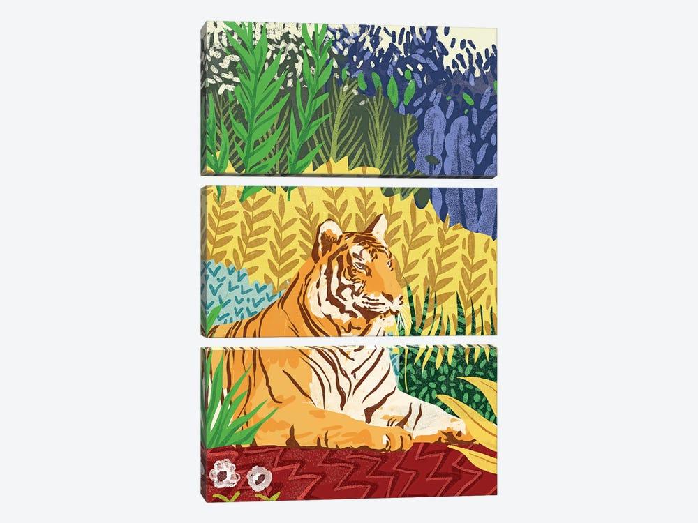 Fateh by 83 Oranges 3-piece Canvas Art Print