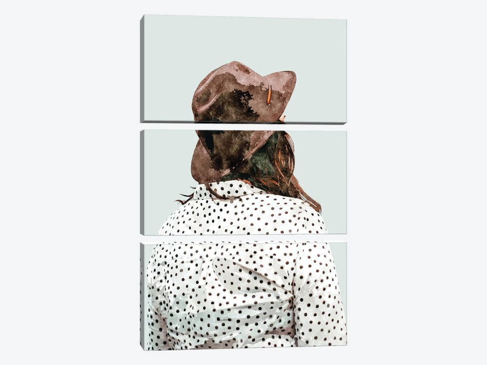 The Wait by 83 Oranges 3-piece Canvas Wall Art
