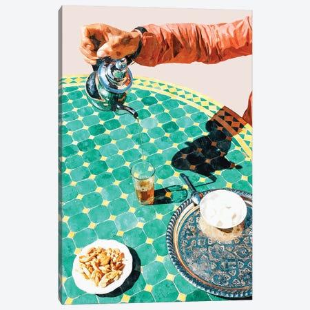 Chai Canvas Print #UMA612} by 83 Oranges Canvas Wall Art