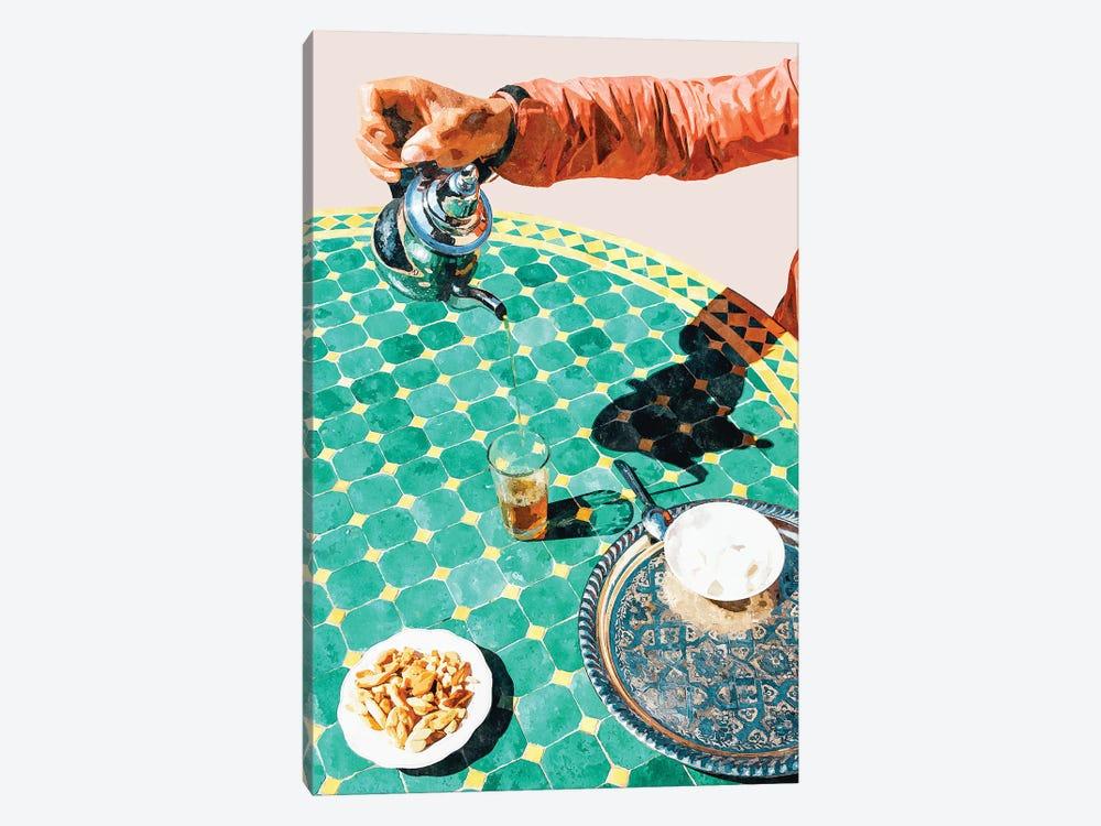 Chai by 83 Oranges 1-piece Canvas Art Print