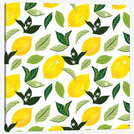 Lemona Canvas Print #UMA616} by 83 Oranges Canvas Art Print