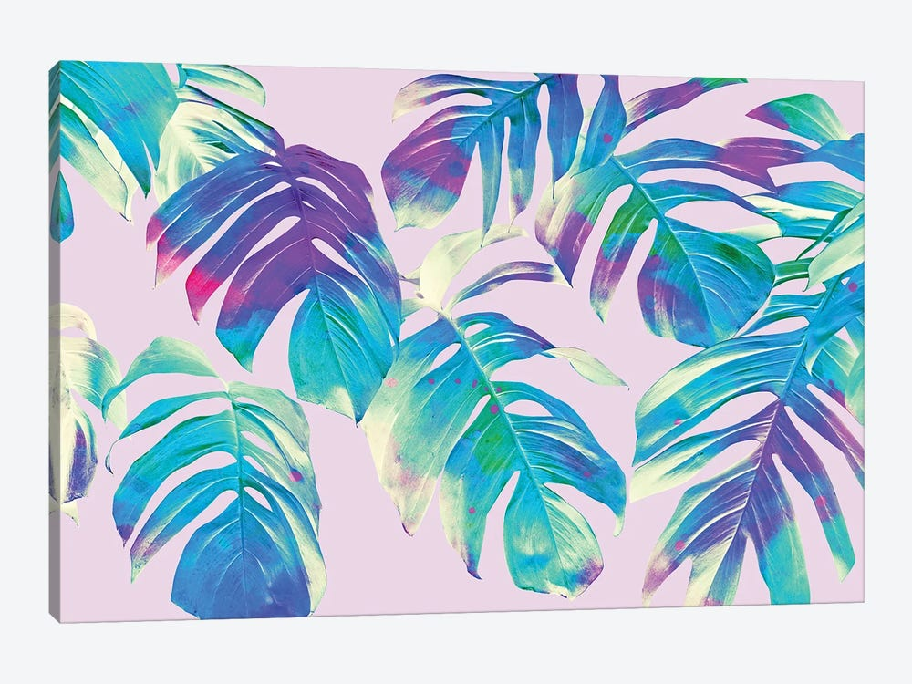 Monstera Leaves by 83 Oranges 1-piece Art Print