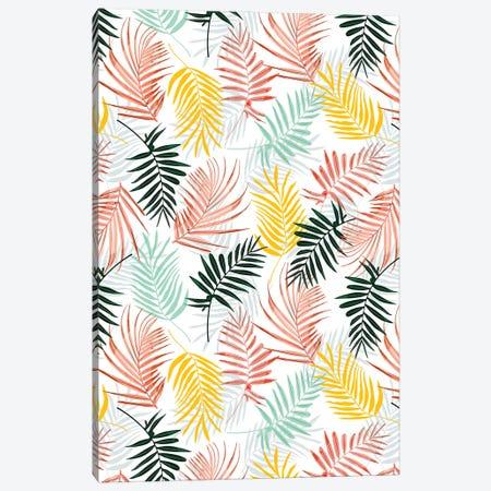 Palm Crush Canvas Print #UMA636} by 83 Oranges Art Print