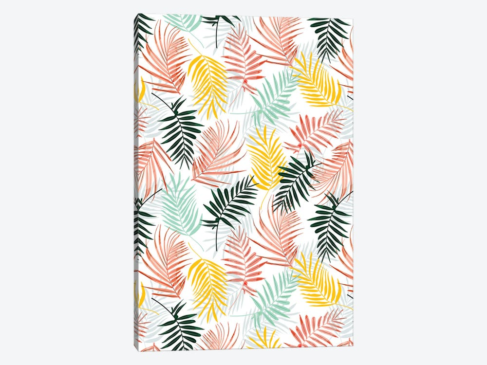 Palm Crush by 83 Oranges 1-piece Canvas Print