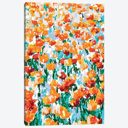 Isadora Canvas Print #UMA639} by 83 Oranges Canvas Art