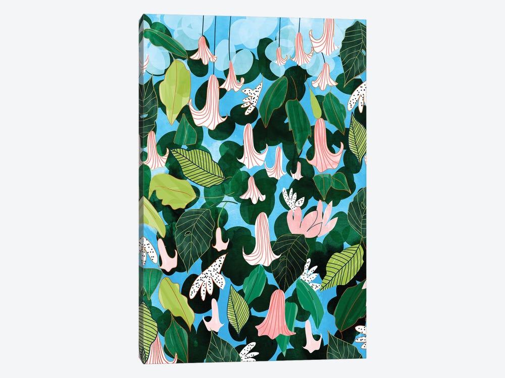Mood Flowers by 83 Oranges 1-piece Canvas Art Print