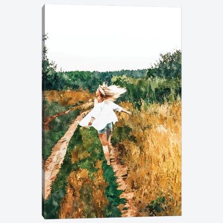 Free Spirit II Canvas Print #UMA652} by 83 Oranges Canvas Art