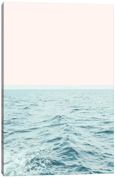Sea Breeze Canvas Art Print