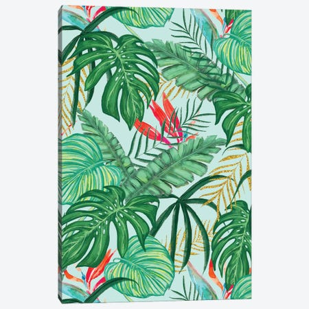 The Tropics III Canvas Print #UMA668} by 83 Oranges Canvas Art Print