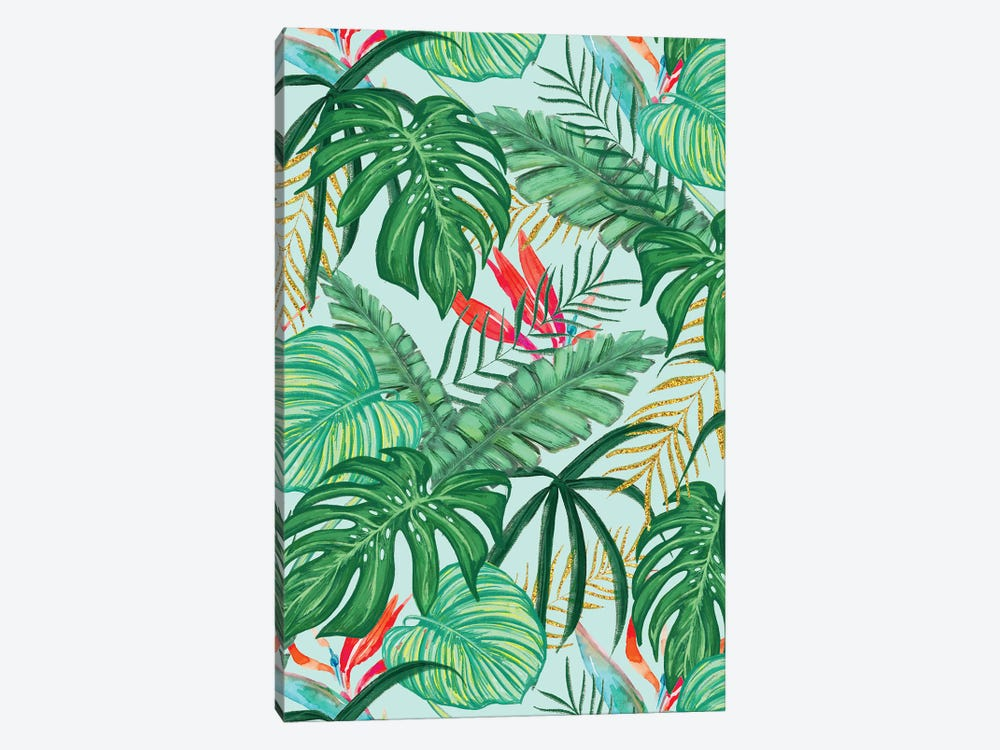 The Tropics III by 83 Oranges 1-piece Canvas Wall Art