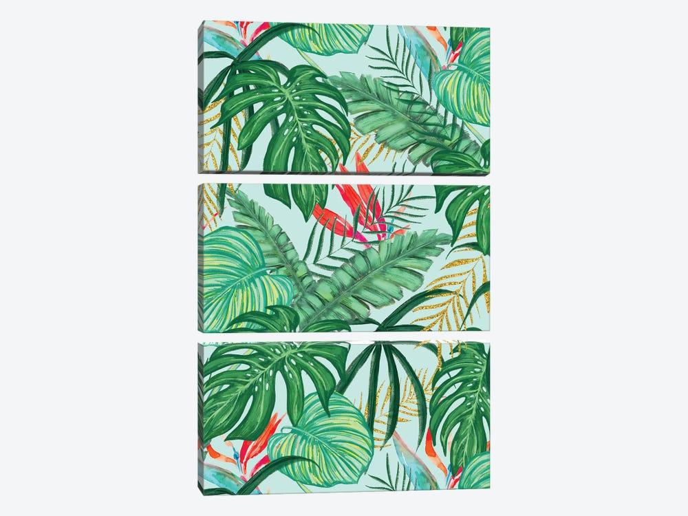 The Tropics III by 83 Oranges 3-piece Canvas Art