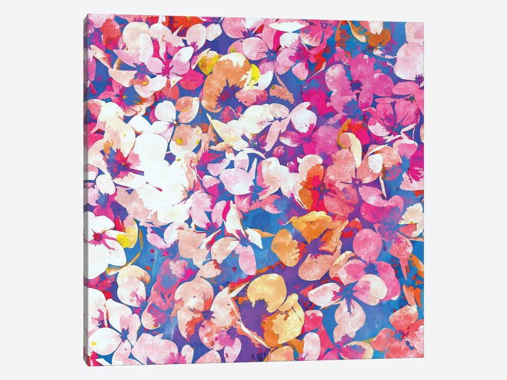 Floral Abundance by 83 Oranges 1-piece Canvas Art Print