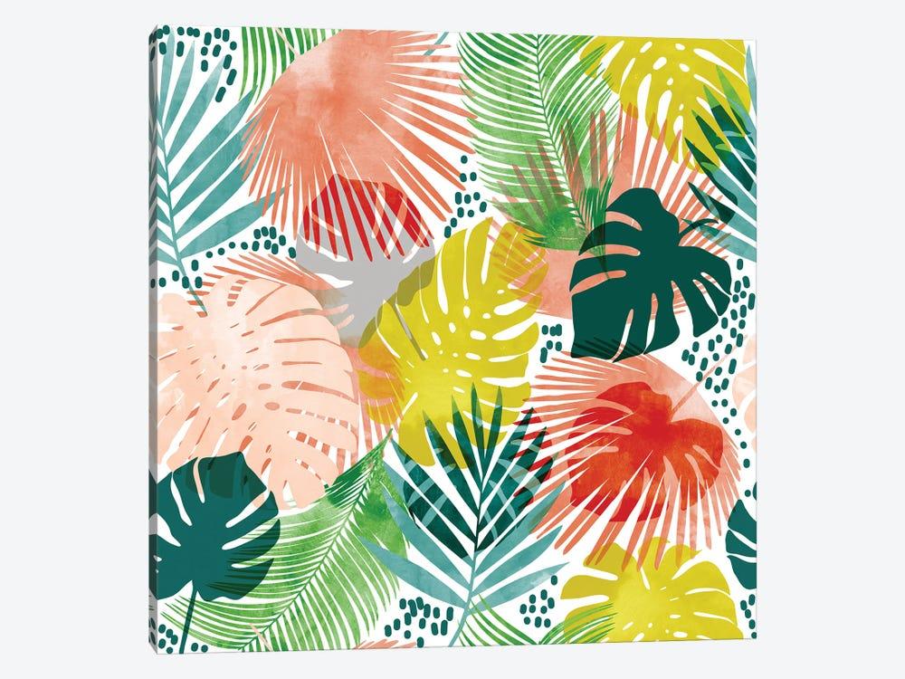 Tropical Garden by 83 Oranges 1-piece Canvas Art