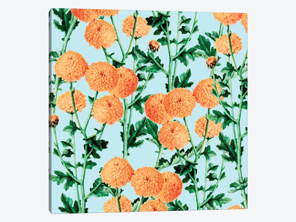 Summer Bloom by 83 Oranges 1-piece Canvas Artwork