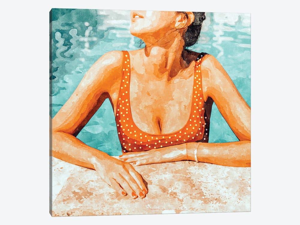 Mi Bebida Por Favor by 83 Oranges 1-piece Canvas Art Print