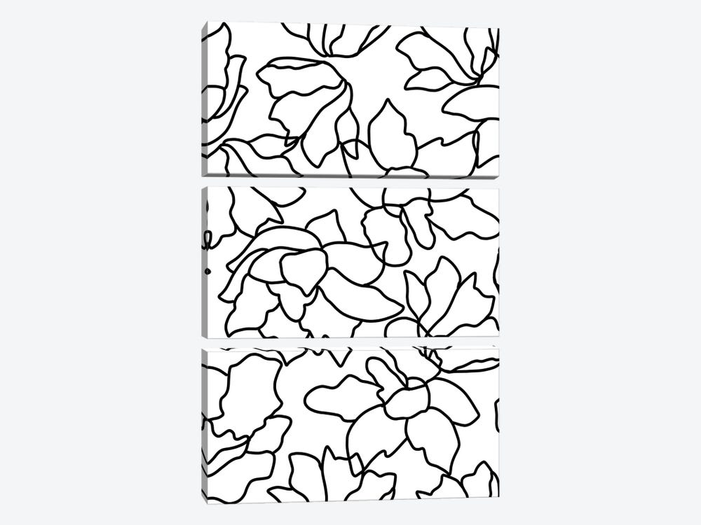 Isla by 83 Oranges 3-piece Canvas Print
