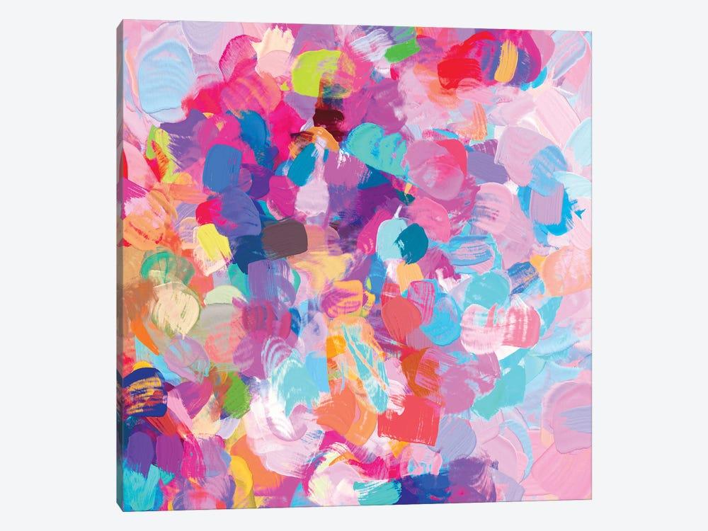Candy Shop by 83 Oranges 1-piece Canvas Artwork