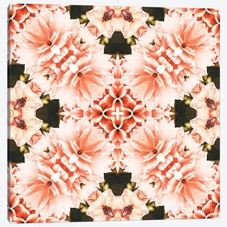 Blush Mandala Canvas Print #UMA699} by 83 Oranges Canvas Artwork