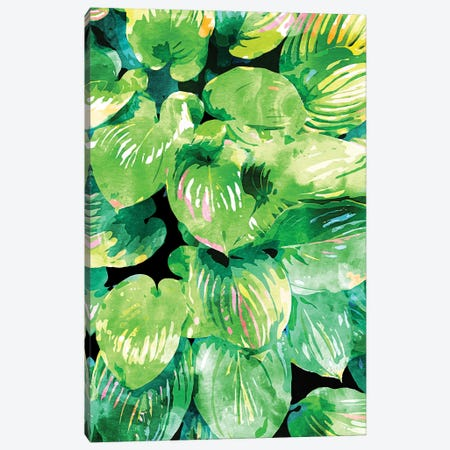 Colors Of The Jungle Canvas Print #UMA710} by 83 Oranges Art Print