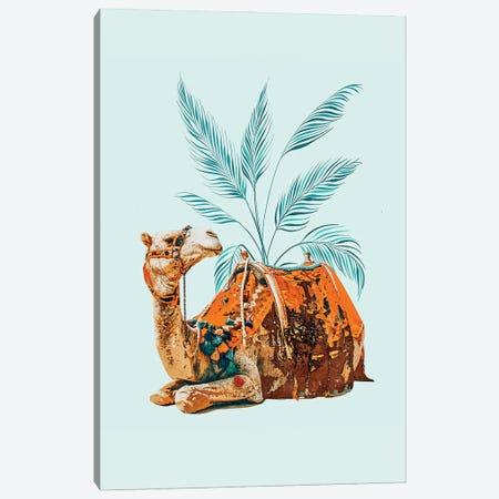 Camel Ride Canvas Print #UMA720} by 83 Oranges Canvas Wall Art