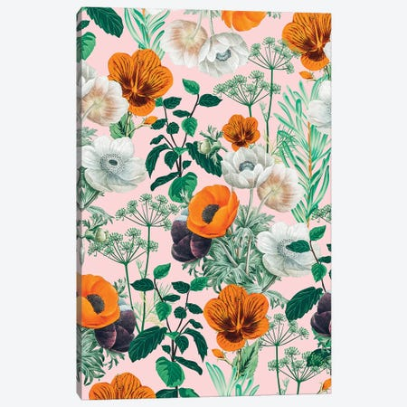 Wildflowers Canvas Print #UMA724} by 83 Oranges Canvas Print