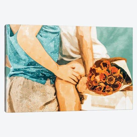 Romance II Canvas Print #UMA728} by 83 Oranges Canvas Artwork