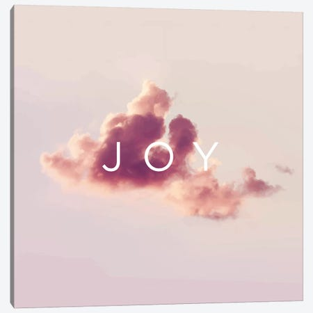 The Superior Feeling: Joy Canvas Print #UMA74} by 83 Oranges Canvas Art Print