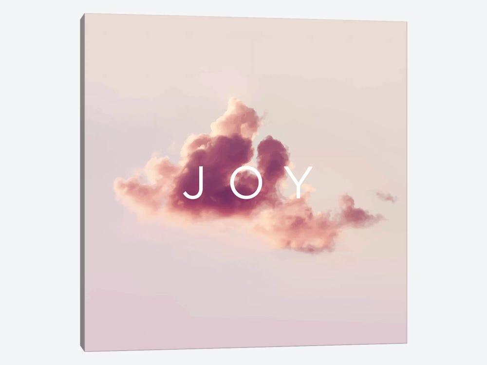 The Superior Feeling: Joy by 83 Oranges 1-piece Canvas Wall Art