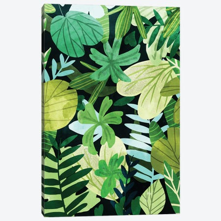 Rainforest Canvas Print #UMA753} by 83 Oranges Art Print