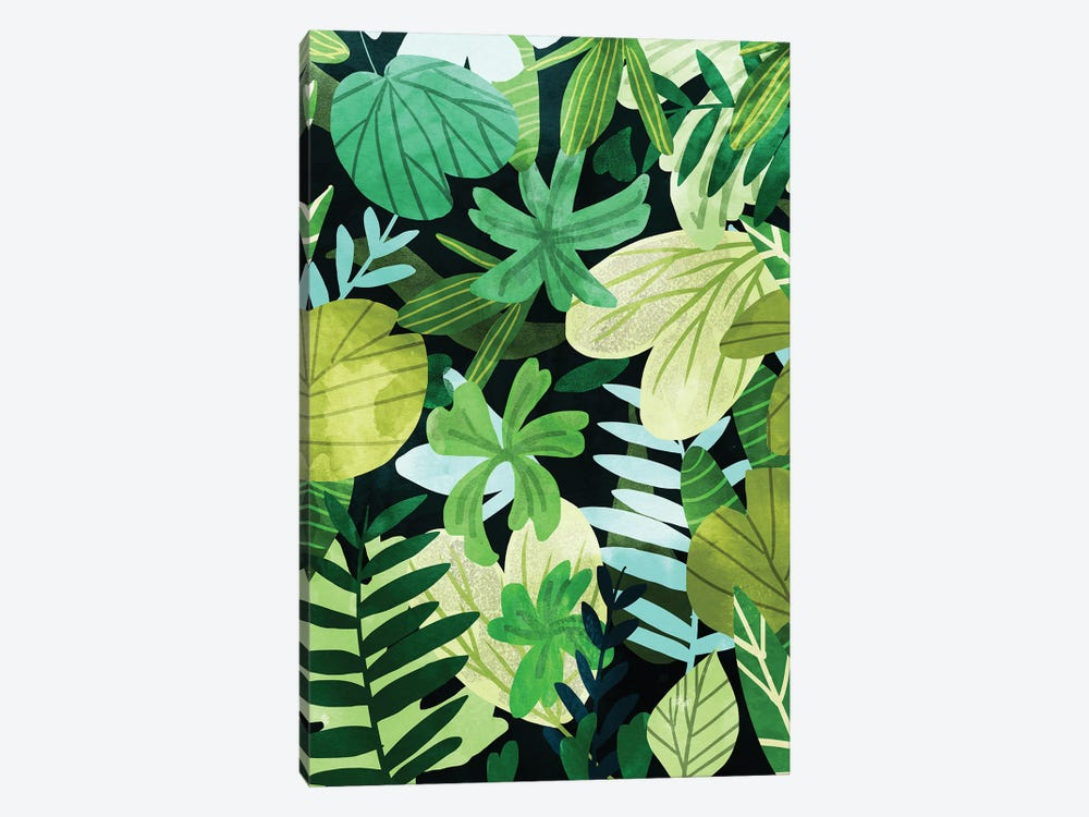 Rainforest 1-piece Canvas Print