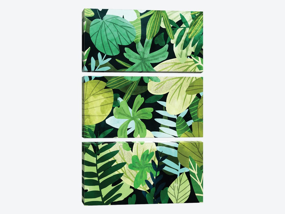 Rainforest by 83 Oranges 3-piece Art Print