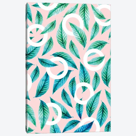 Tropical Nirvana Canvas Print #UMA75} by 83 Oranges Canvas Print