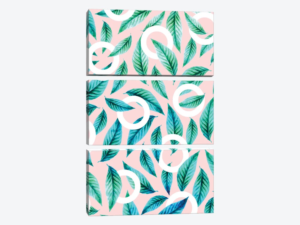 Tropical Nirvana by 83 Oranges 3-piece Art Print