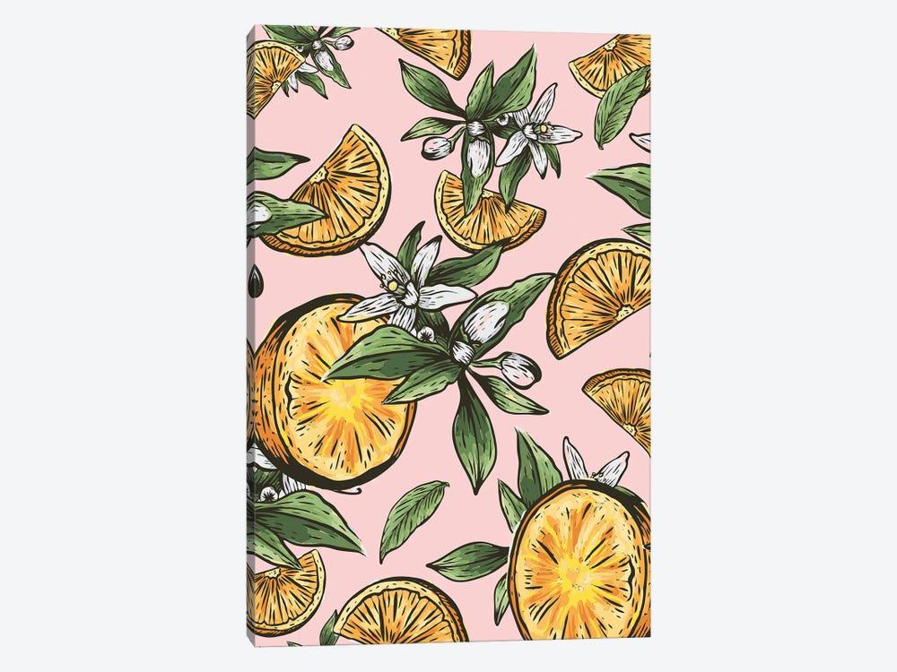 Lemon Crush by 83 Oranges 1-piece Canvas Art