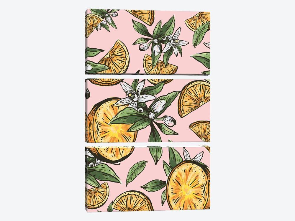 Lemon Crush by 83 Oranges 3-piece Canvas Art