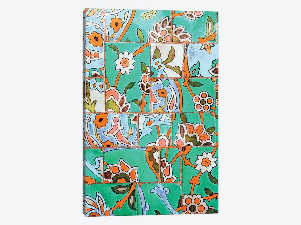 Floral Morocco by 83 Oranges 1-piece Canvas Art Print