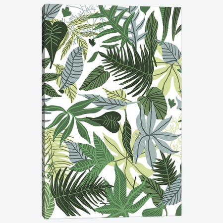 In The Jungle Canvas Print #UMA782} by 83 Oranges Canvas Art
