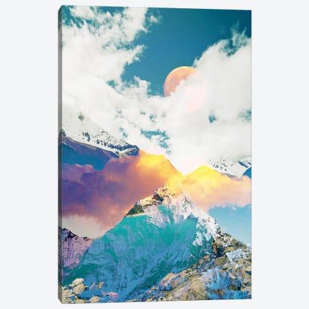 Dreaming Mountains Canvas Print #UMA785} by 83 Oranges Canvas Print