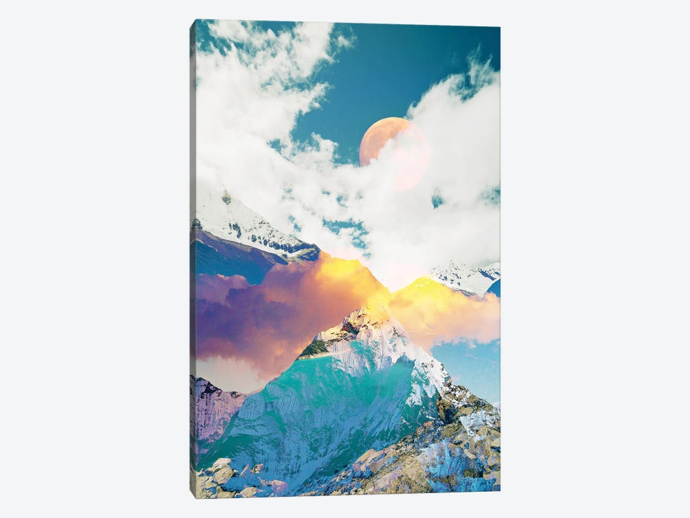 Dreaming Mountains by 83 Oranges 1-piece Canvas Artwork