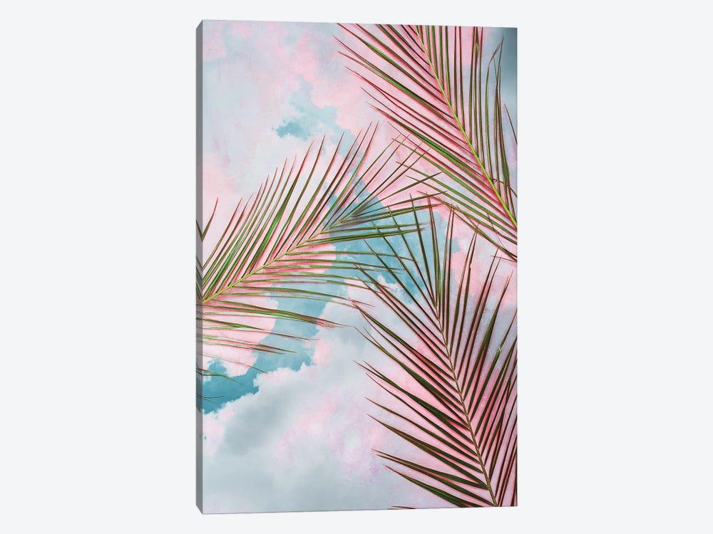 Palms + Sky by 83 Oranges 1-piece Canvas Art