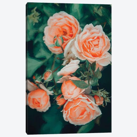 Seasons Blossom Canvas Print #UMA796} by 83 Oranges Canvas Wall Art